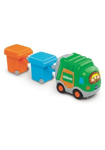 Vtech® Spielzeug-Müllwagen »Tut Tut Baby Flitzer Müllauto & 2 Mülltonnen« kaufen
