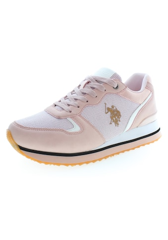 U.S. Polo Assn Sneaker »TUZLA4«, mit schönen Metallic-Details kaufen