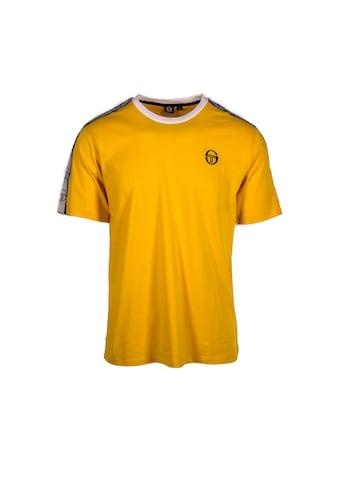 Sergio Tacchini T-Shirt DAHOMA mit Schulterstreifen kaufen