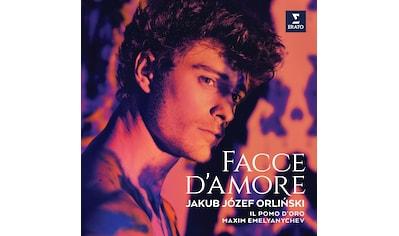 Musik-CD »Facce d'amore / Orlinski/Emelyanychev/Il pomo d'oro« kaufen