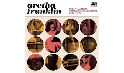 Musik-CD »The Atlantic Singles Collection 1967-1970 / Franklin,Aretha« kaufen