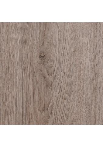 BODENMEISTER Laminat »Dielenoptik Eiche grau braun«, 1376 x 193 mm, Stärke: 7mm kaufen