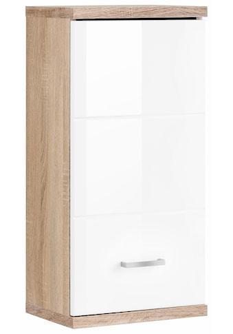 Homexperts Hängeschrank »Nusa«, Breite 35 cm, Badezimmerschrank mit Metallgriff,... kaufen
