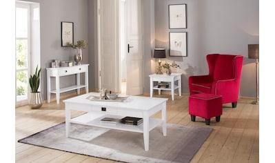 Home affaire Couchtisch »Piano«, mit Ablageboden, Breite 60 cm kaufen