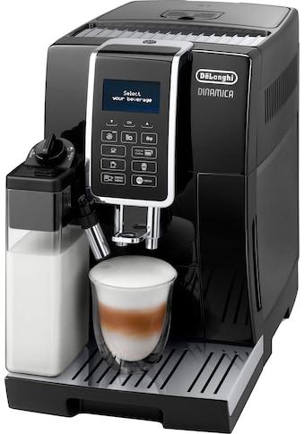 De'Longhi Kaffeevollautomat Dinamica ECAM 356.57.B, 1,8l Tank, Kegelmahlwerk kaufen