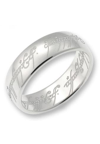 Der Herr der Ringe Silberring »Der Eine Ring - Silber, 10004046«, Made in Germany kaufen