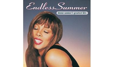 Musik-CD »Endless Summer-Greatest / SUMMER,DONNA« kaufen