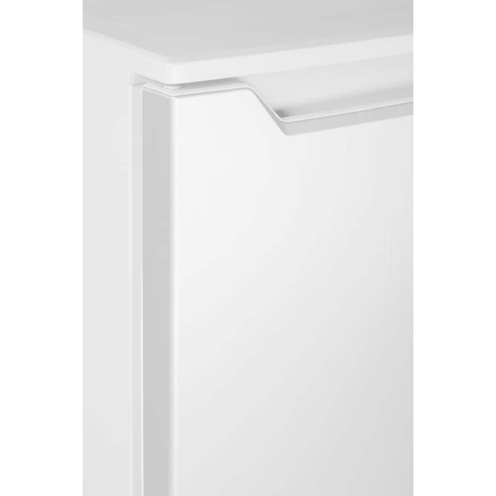 Hanseatic Table Top Kühlschrank, 85 cm hoch, 55 cm breit