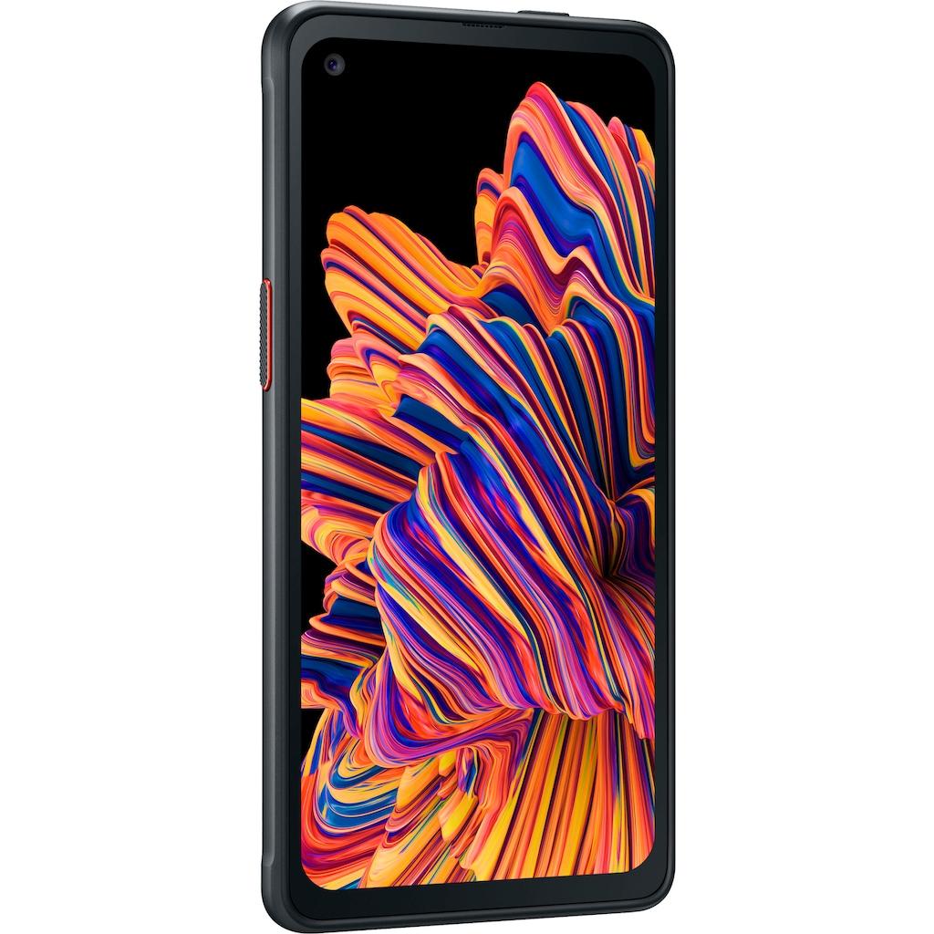 "Samsung Smartphone »Galaxy-Xcover-Pro«, (16 cm/6,3 "", 64 GB, 25 MP Kamera), Robustes Outdoor Smartphone"