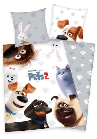 Kinderbettwäsche »Pets 2«, kaufen