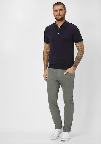 Redpoint modisch gemusterte Casual Stretch 5-Pocket kaufen