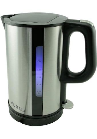 Gutfels Wasserkocher, WK 8301 swi, 1,5 Liter, 2200 Watt kaufen