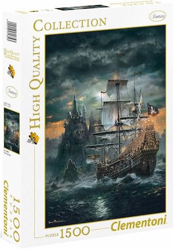 """Clementoni® Puzzle """"Das Piratenschiff"""" kaufen"""