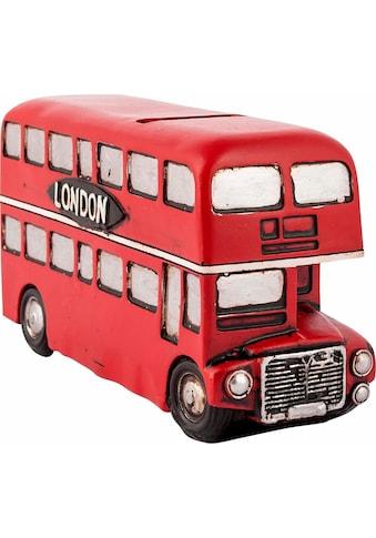 pajoma Aufbewahrungsbox »Doppeldecker-Bus« kaufen