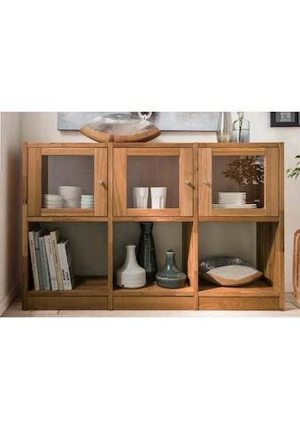 Premium collection by Home affaire Sideboard »Ecko«, aus massiver Wildeiche, Breite... kaufen