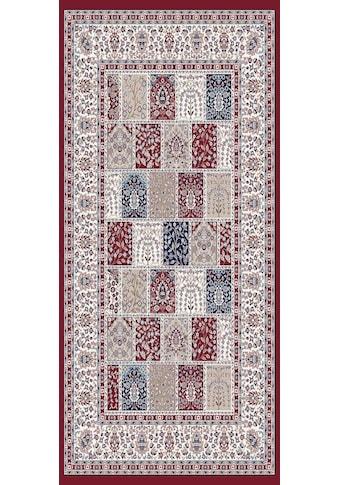 Teppich, »Silkway 4241«, Festival, rechteckig, Höhe 7 mm, maschinell gewebt kaufen