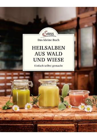 Buch »Das kleine Buch: Heilsalben aus Wald und Wiese / Gabriela Nedoma« kaufen