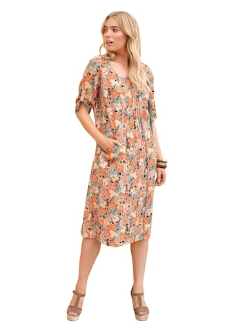 Anna Aura Abendkleid »Kleid mit 3/4 - Arm in A - Form aus 100% Leinen« kaufen