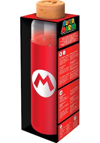 Trinkflasche »Super Mario Glasflasche mit Silikon (585 ml)« kaufen