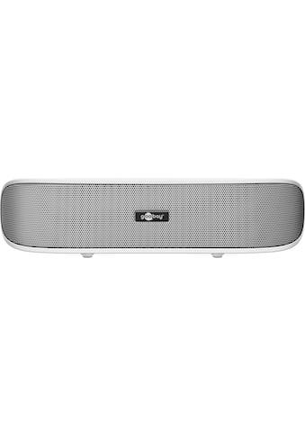 Goobay Stereo Lautsprecher für PC, Notebook, TV und Smartphone kaufen