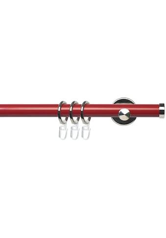 Liedeco Gardinenstange »CELEBCONS02SG«, 1 läufig-läufig, Fixmaß, 1-läufig im Fixmaß Ø 20 mm kaufen