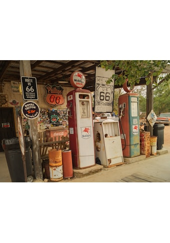 PAPERMOON Fototapete »Route 66 Arizona«, Vlies, in verschiedenen Größen kaufen