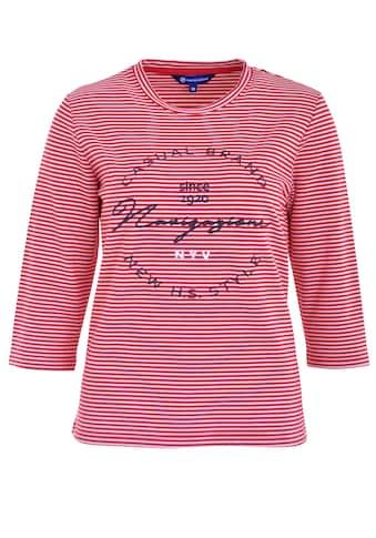 NAVIGAZIONE Sweatshirt, mit großem Logo kaufen
