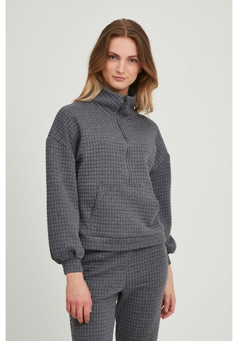 b.young Sweater »BYULISA - 20810527«, Moderner Sweater mit Strukturmuster kaufen