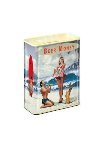 LOGOSHIRT Spardose im Beer Money-Design kaufen