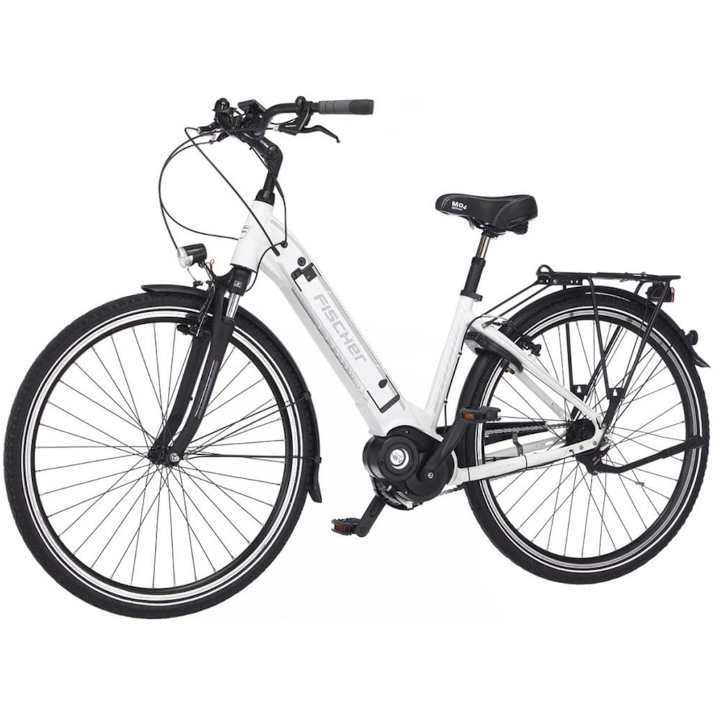 FISCHER Fahrräder E-Bike »CITA 3.1 - 504«, 7 Gang, Shimano, Nexus, Mittelmotor 250 W