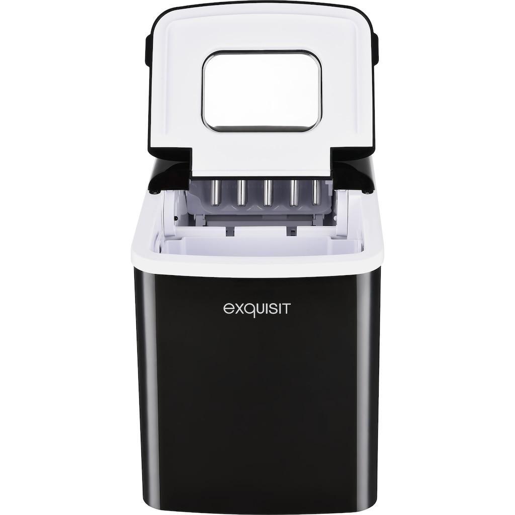 exquisit Eiswürfelmaschine »EM 6002 sw«