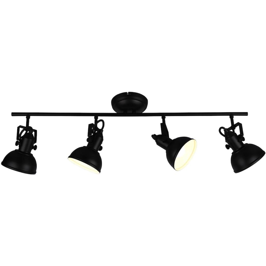 TRIO Leuchten Deckenstrahler »Gina«, E14, Deckenlampe, Leuchtmittel tauschbar