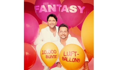 Musik-CD »10.000 bunte Luftballons / Fantasy« kaufen