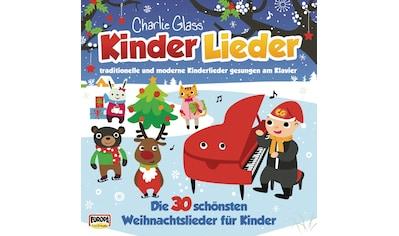 Musik-CD »Kinder Weihnacht-Die 30 Schönsten Weihnachtslied / Charlie Glass' Kinder... kaufen