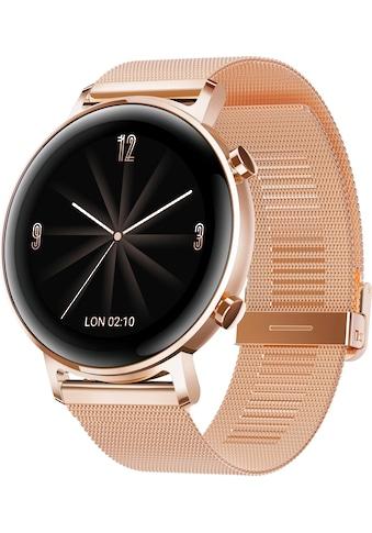 Huawei Smartwatch »Watch GT 2 Elegant«, (RTOS 24 Monate Herstellergarantie) kaufen
