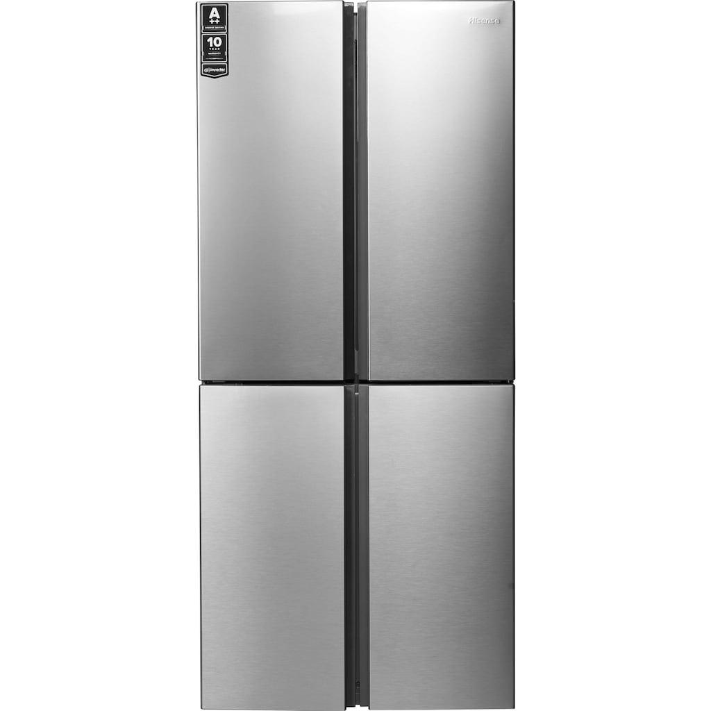 Hisense Multi Door »RQ515N4AC2«, RQ515N4AC2, 181,7 cm hoch, 79,4 cm breit