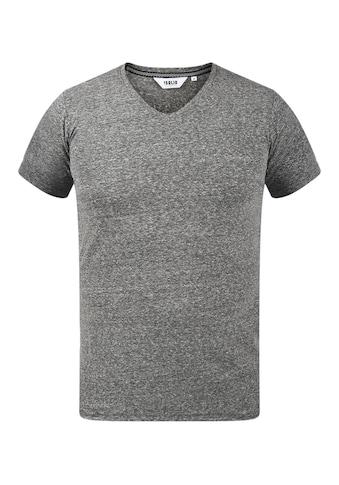 Solid V-Shirt »Alarus«, T-Shirt mit V-Ausschnitt kaufen