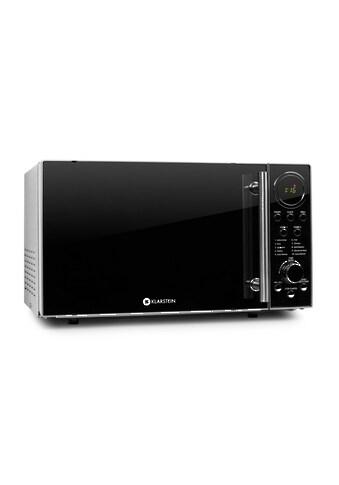 Klarstein Mikrowelle mit Grill Grillfunktion Mikrowellenofen 20 Liter kaufen