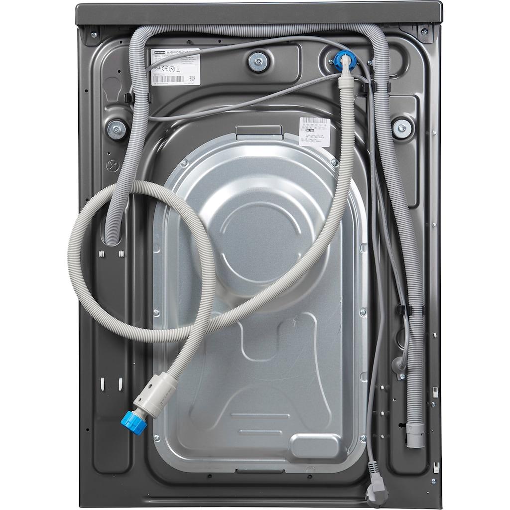 Samsung Waschmaschine »WW80T654ALX/S2«, WW6500T INOX, WW80T654ALX/S2, 8 kg, 1400 U/min