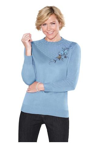 Classic Pullover mit Stehkragen kaufen
