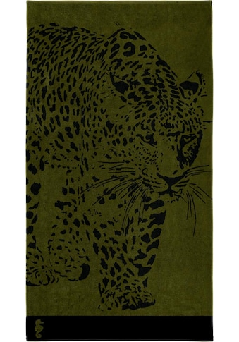 Seahorse Strandtuch »Sheetah«, (1 St.), mit einem Leopard kaufen