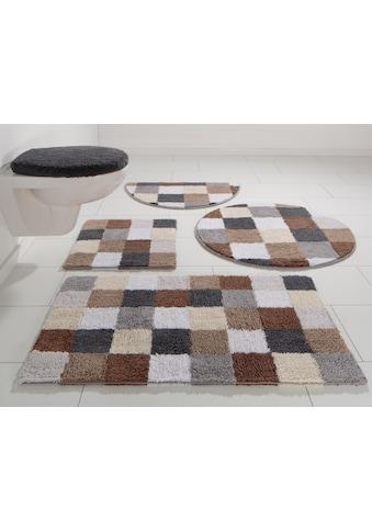 Home affaire Badematte »Kira«, Höhe 12 mm kaufen