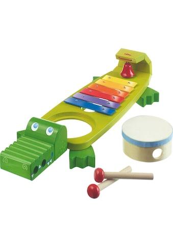 """Haba Spielzeug - Musikinstrument """"Klang - Kroko"""" kaufen"""
