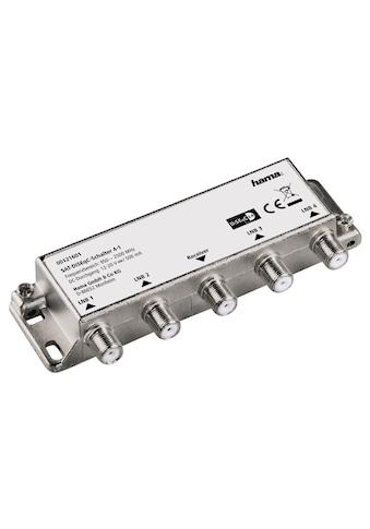 Hama SAT-DiSEqC-Schalter 4-1 kaufen