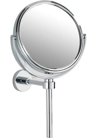 WENKO Kosmetikspiegel »Elegance«, Power - Loc, mit Halter kaufen