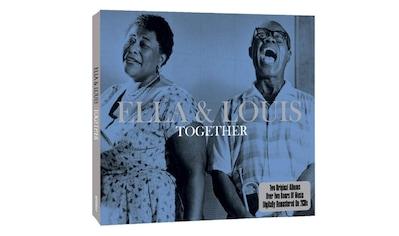 Musik-CD »Together / Ella & Louis« kaufen