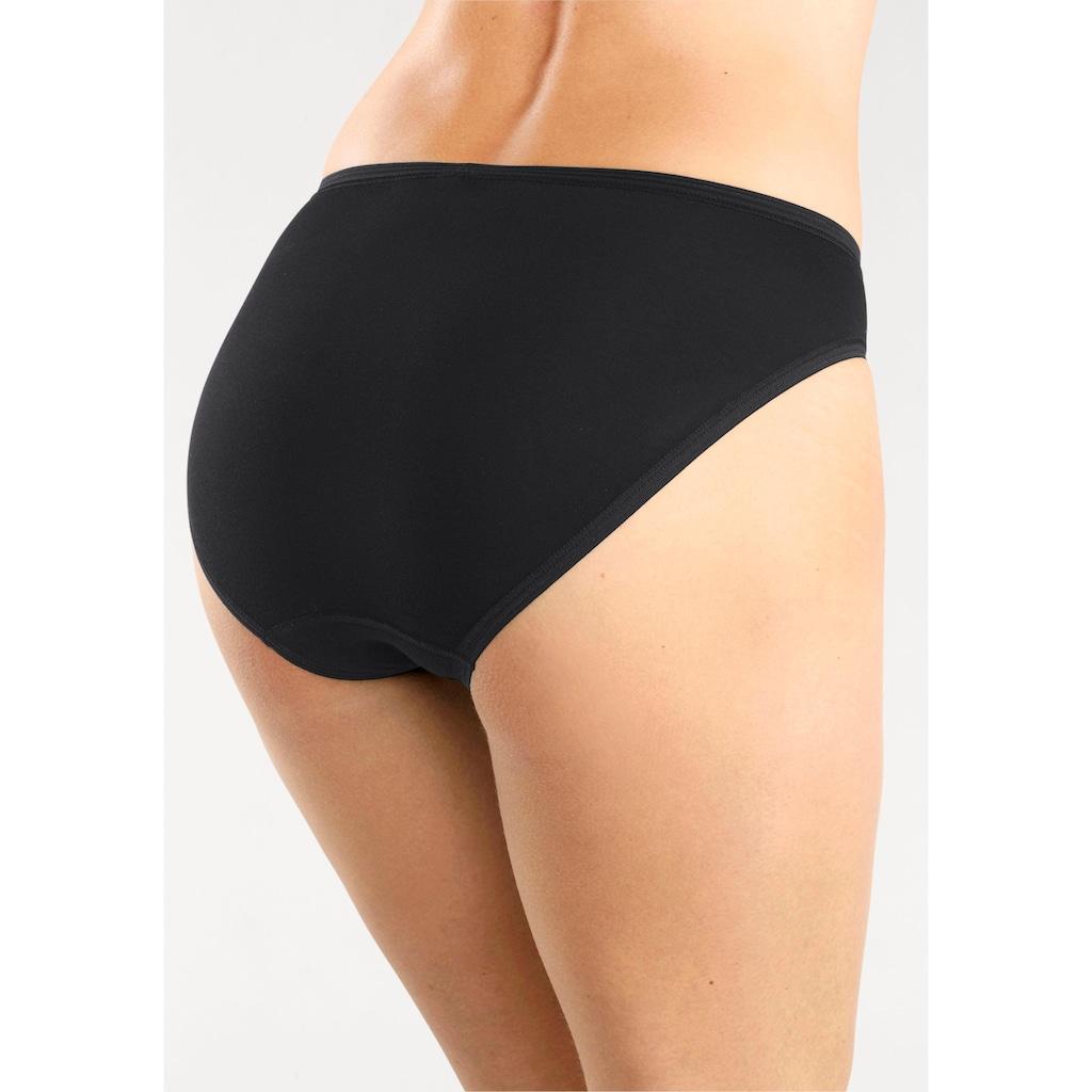 Mey Jazzpants, (3 St.), aus weicher Baumwoll-Viskose-Qualität
