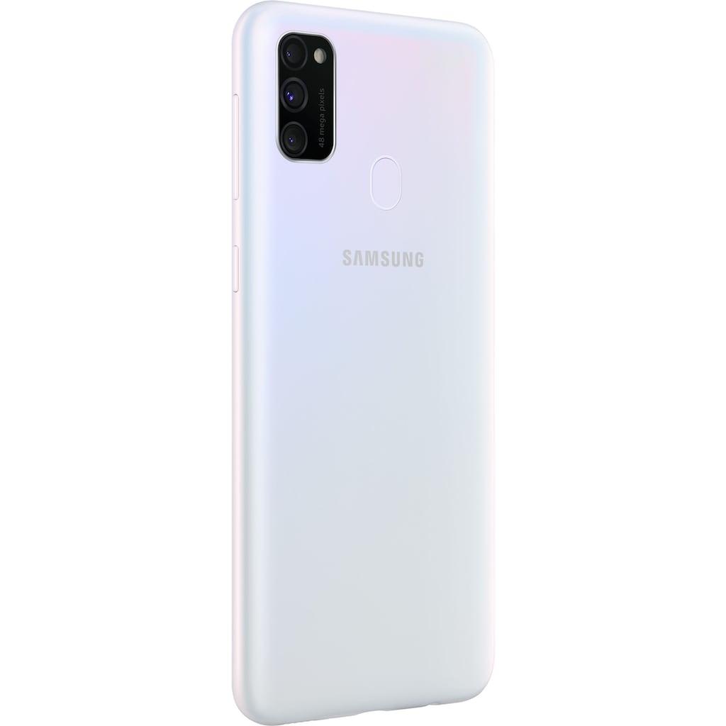 "Samsung Smartphone »Galaxy M30S«, (16,21 cm/6,4 "", 64 GB, 48 MP Kamera)"
