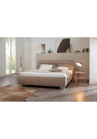 ADA premium Polsterbett »Alana«, inkl. Stauraum und Lattenrost, wahlweise mit Matratze kaufen