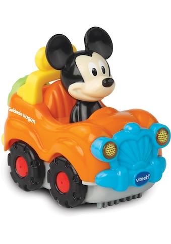 Vtech® Spielzeug-Auto »Tut Tut Baby Flitzer Mickys Geländewagen«, mit Licht und Sound kaufen
